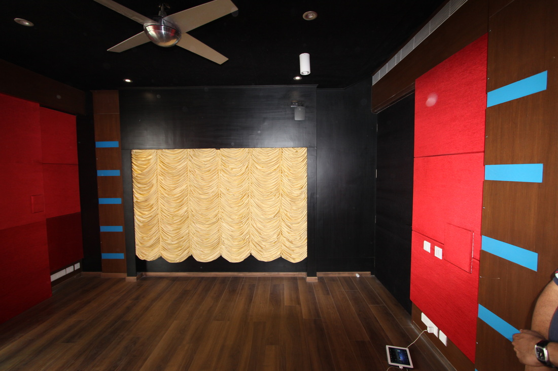 THE HOME THEATER PRO, BANGALORE|CUSTOMER STORY|BEDROOM TO MEDIA ROOM ...